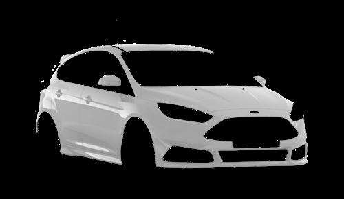 Цвета кузова Focus ST