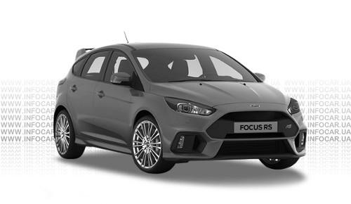 Цвета Focus RS